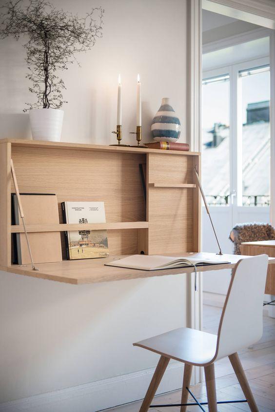 meja belajar minimalis untuk kerja dirumah