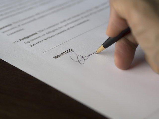 contoh surat pernyataan kerja