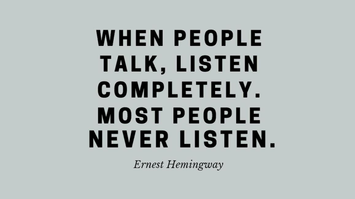 Kemampuan Komunikasi yang Baik