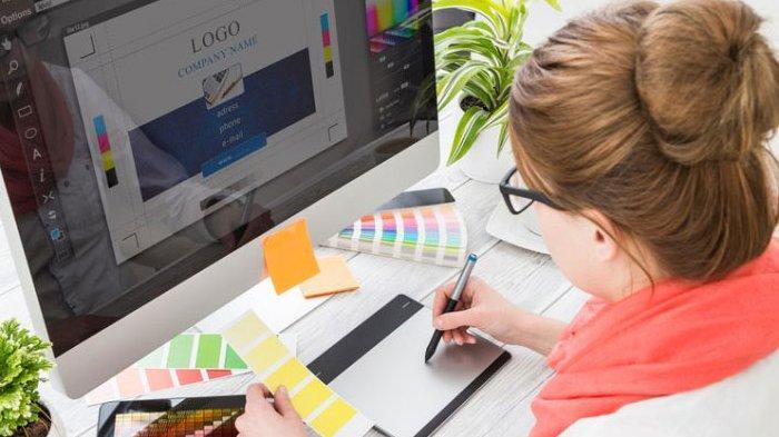Desainer Grafis Gaji